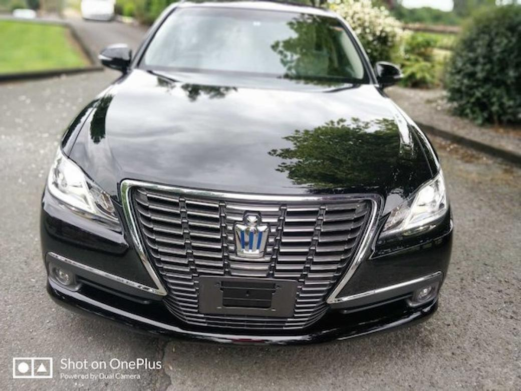 2014 Toyota Crown