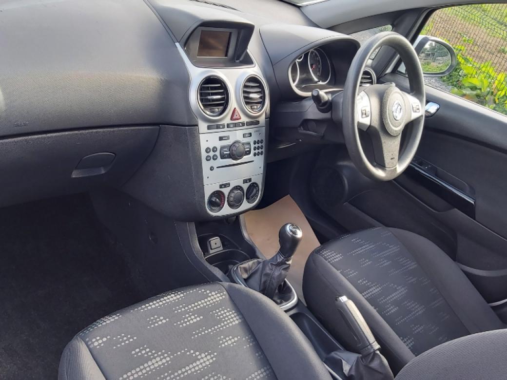 2014 Opel Corsa