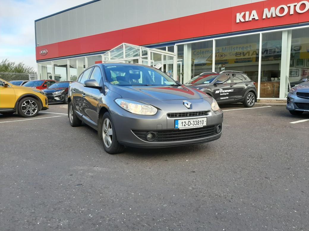 2012 Renault Fluence Used Cars Colemans Millstreet