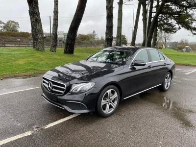 2019 Mercedes-Benz E Class