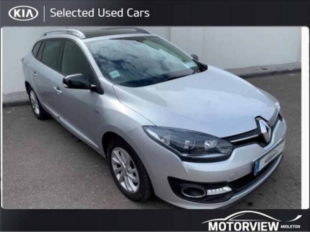 Image for 2016 Renault Grand Megane 1.5 DCI Limited Edition TOP Spec