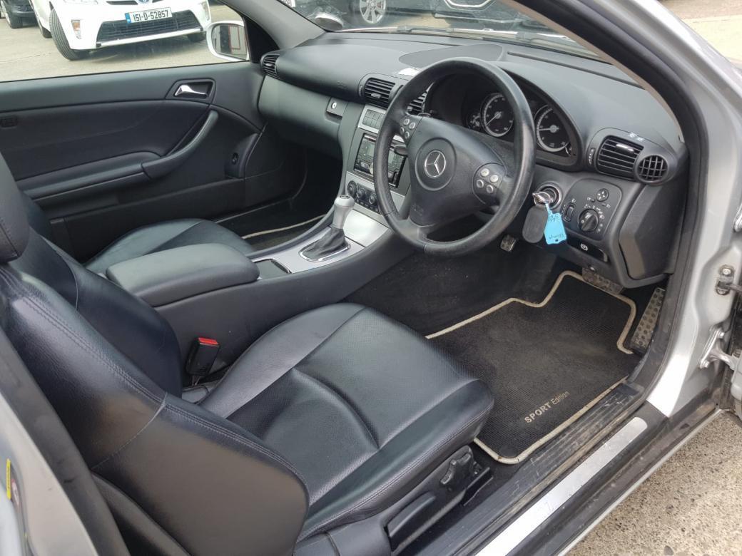 2008 Mercedes-Benz C Class