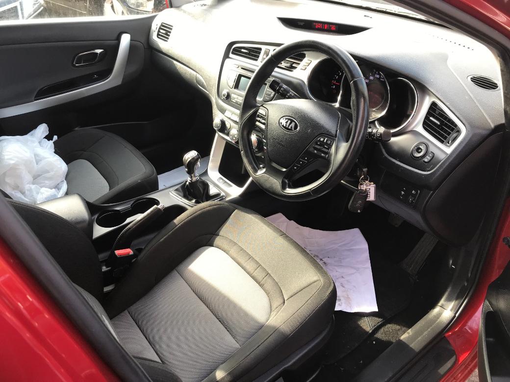 2013 Kia Ceed