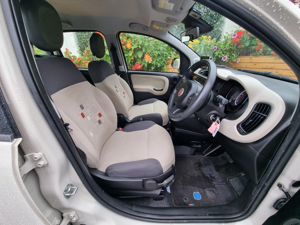 2016 Fiat Panda