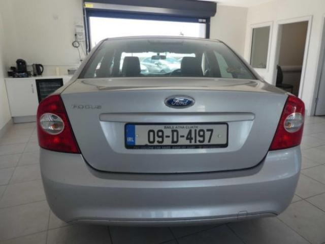 Image for 2009 Ford Focus 1.8 Tdci Style 115PS
