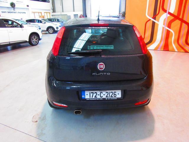 Image for 2017 Fiat Punto Lounge 1.2 8V 69HP 4DR