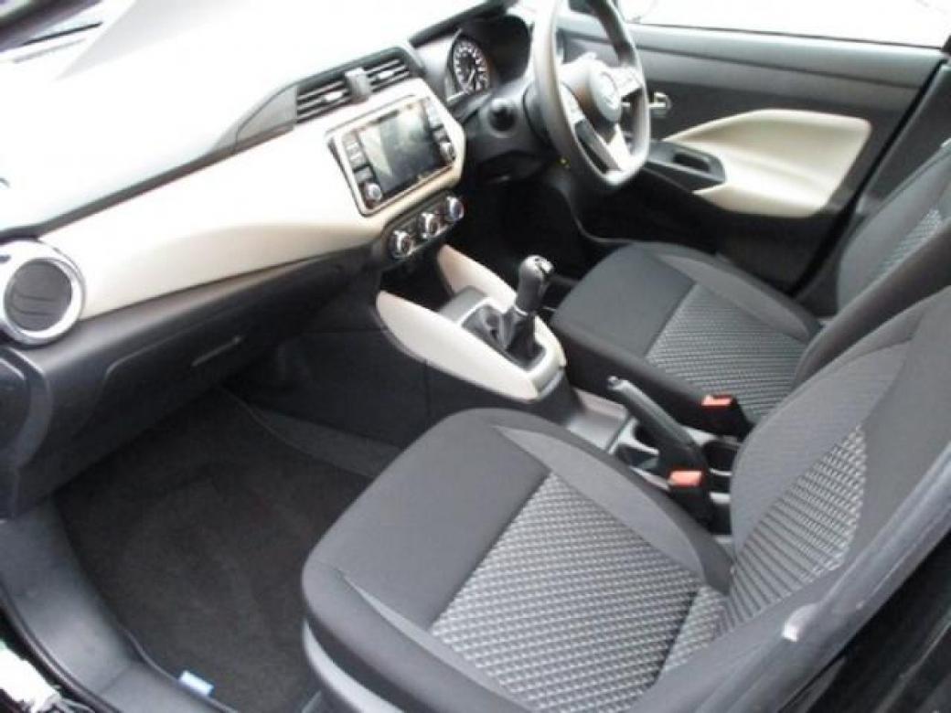 2020 Nissan Micra