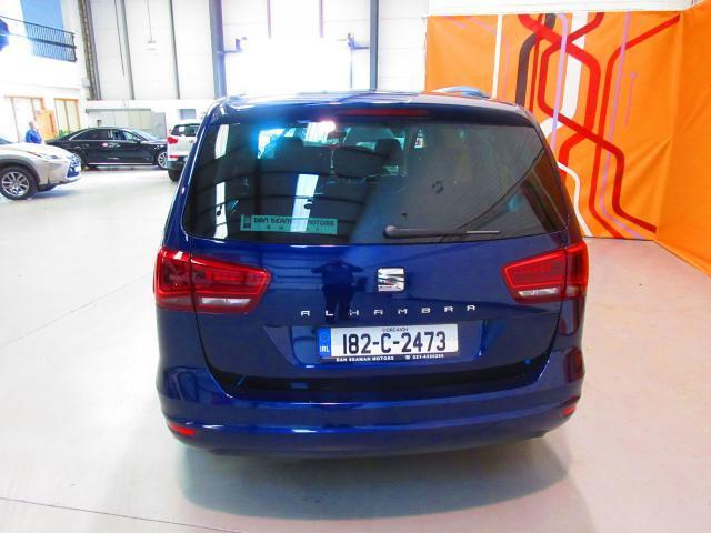 Image for 2018 SEAT Alhambra 2.0 TDI 115HP S 5DR