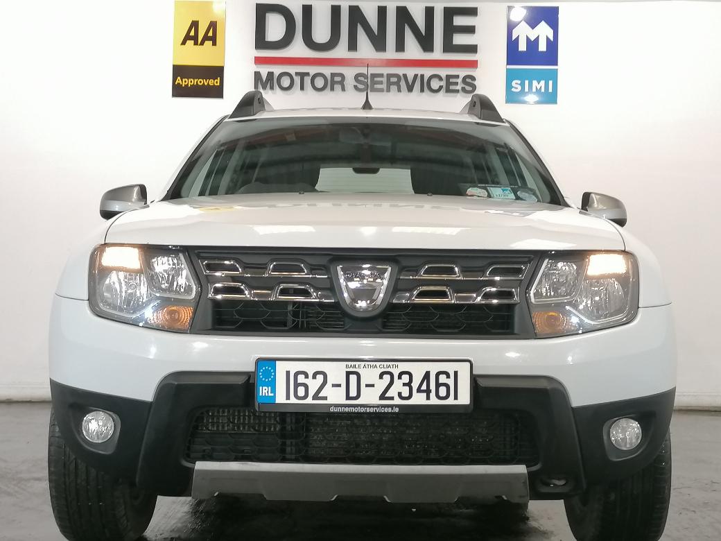 2016 Dacia Duster