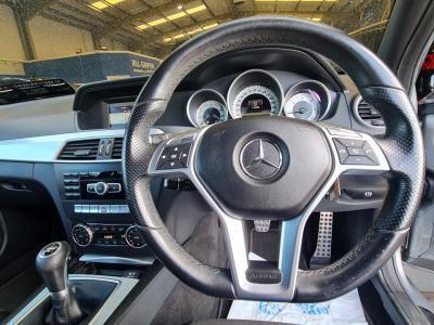 2013 Mercedes-Benz C Class