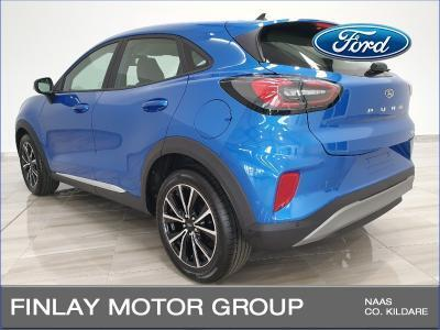 2020 Ford Puma
