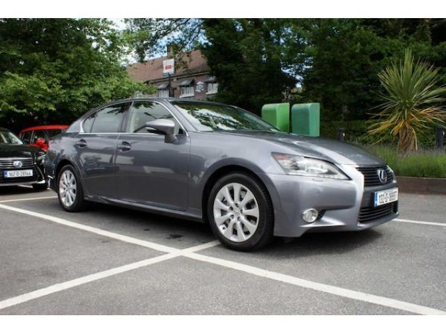 Image for 2013 Lexus GS 300H - FULL LEXUS SERVICE HISTORY (9 X STAMPS) - NCT 20 - €190 ANNUAL TAX - 2 KEYS