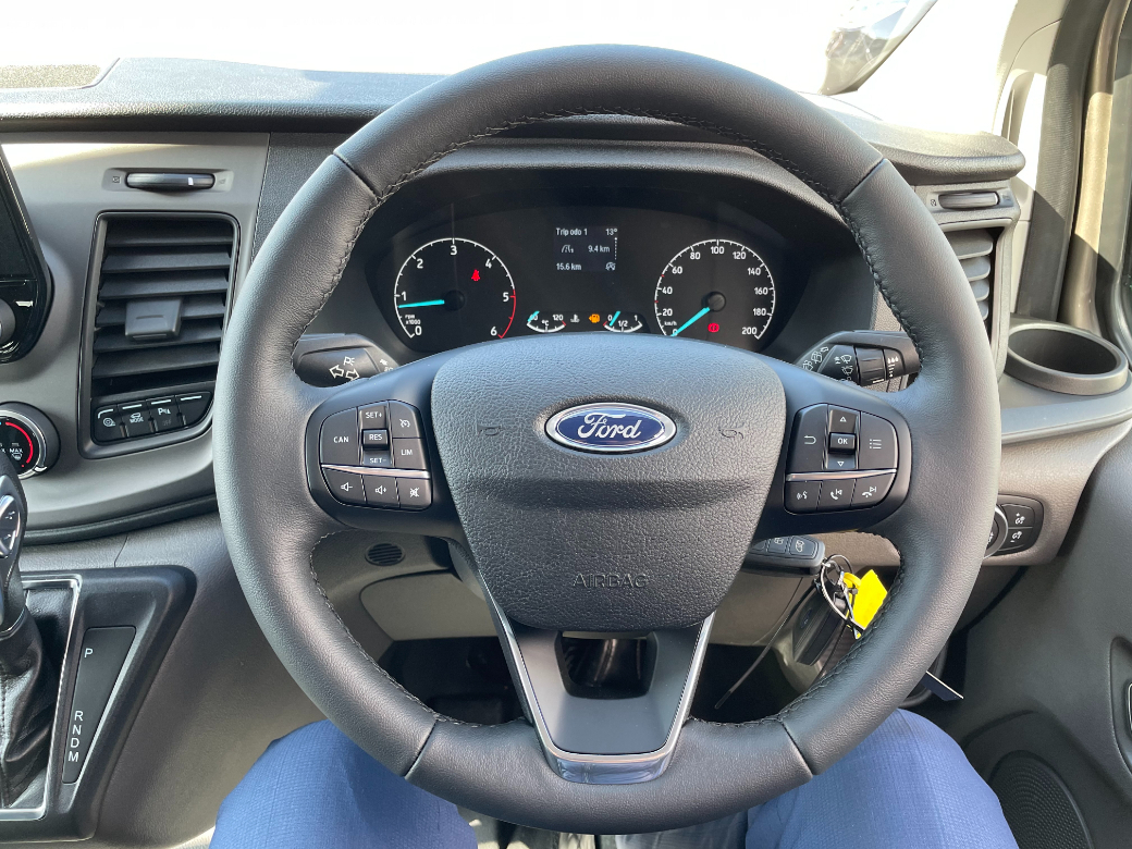 2021 Ford Transit Custom