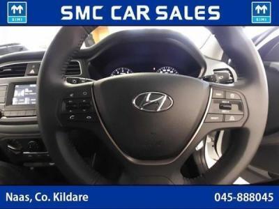 2021 Hyundai i20
