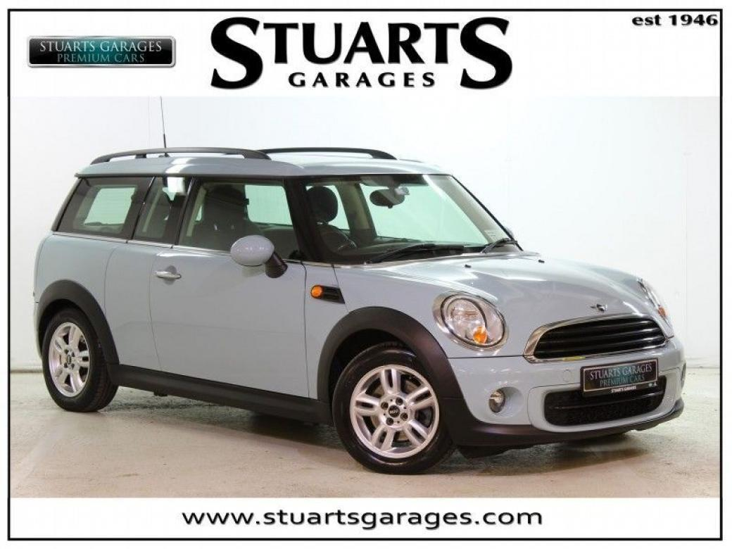 Image for 2014 Mini One CLUBMAN 1.6 Diesel*AIR CON, USB & AUX, BLUETOOTH, FULL FRANCHISE HISTORY, ALLOYS, CD PLAYER*