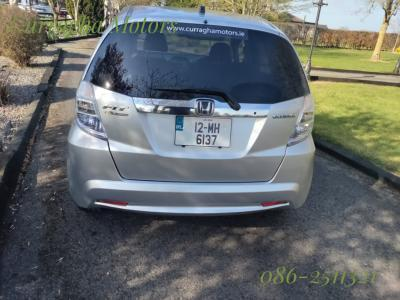 2012 Honda Jazz