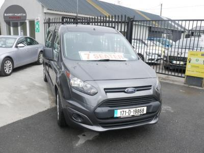 2017 Ford Tourneo Connect