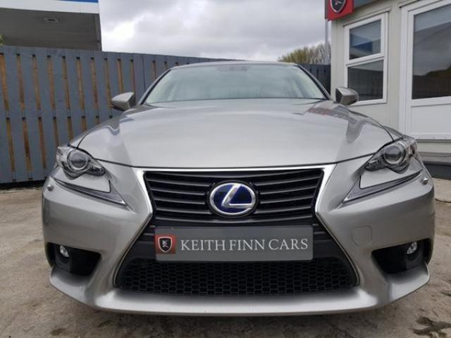 Image for 2015 Lexus IS 300h 2.5 300H Executive cream Leather Int