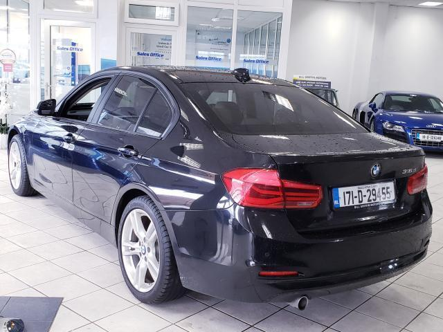Image for 2017 BMW 3 Series 2.0D SE MODEL // FULL BMW SERVICE HISTORY // M-SPORT ALLOY WHEELS // REAR PRIVACY GLASS // FINANCE THIS CAR FOR ONLY €65 PER WEEK