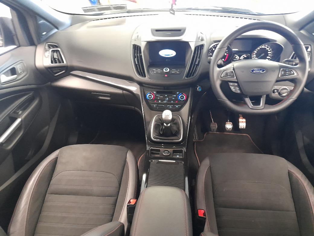 2019 Ford Kuga
