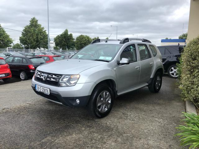 Image for 2018 Dacia Duster Signature 1.5 DCI 110 4