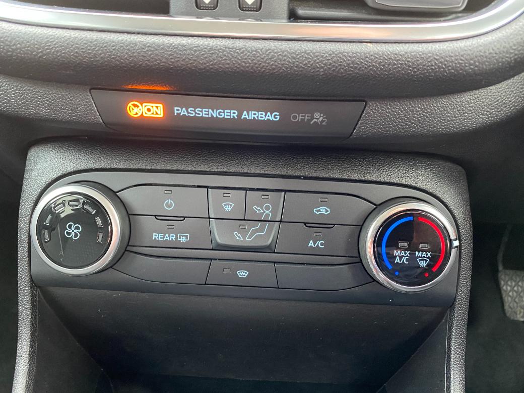 2018 Ford Fiesta