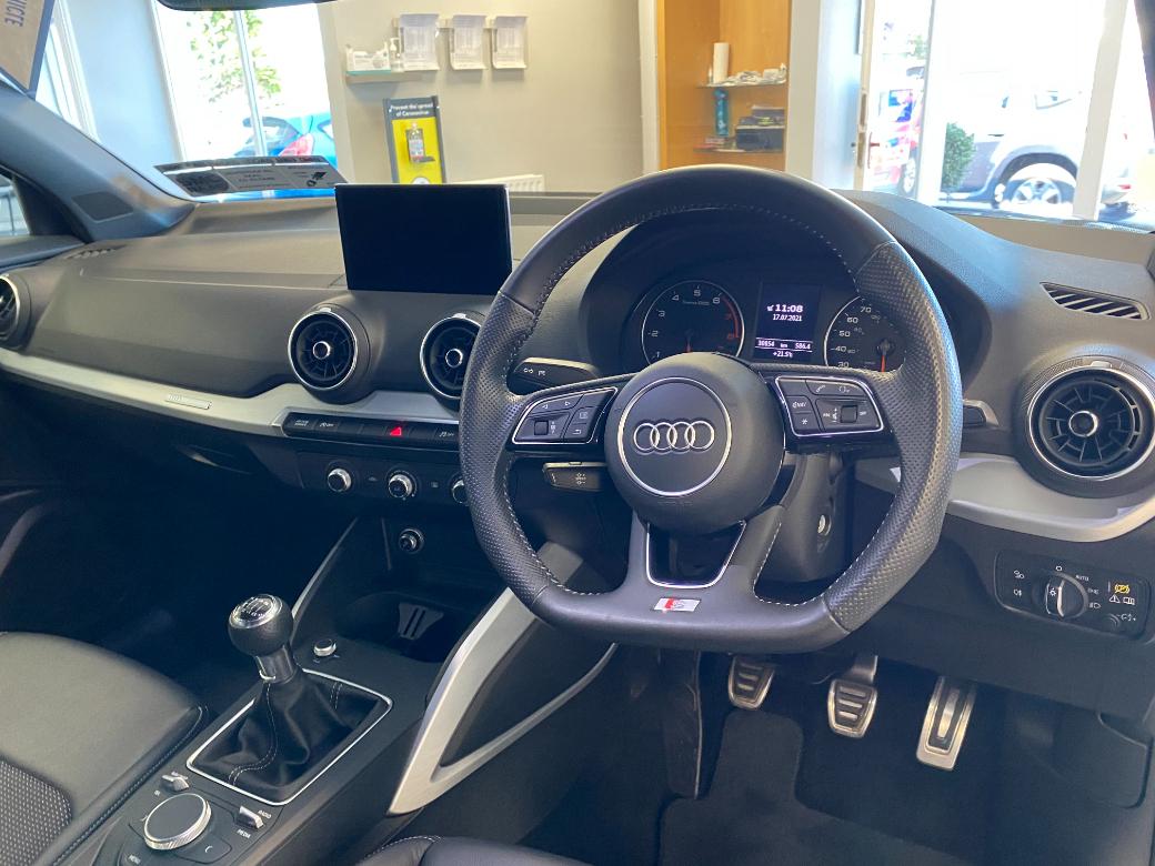 2018 Audi Q2