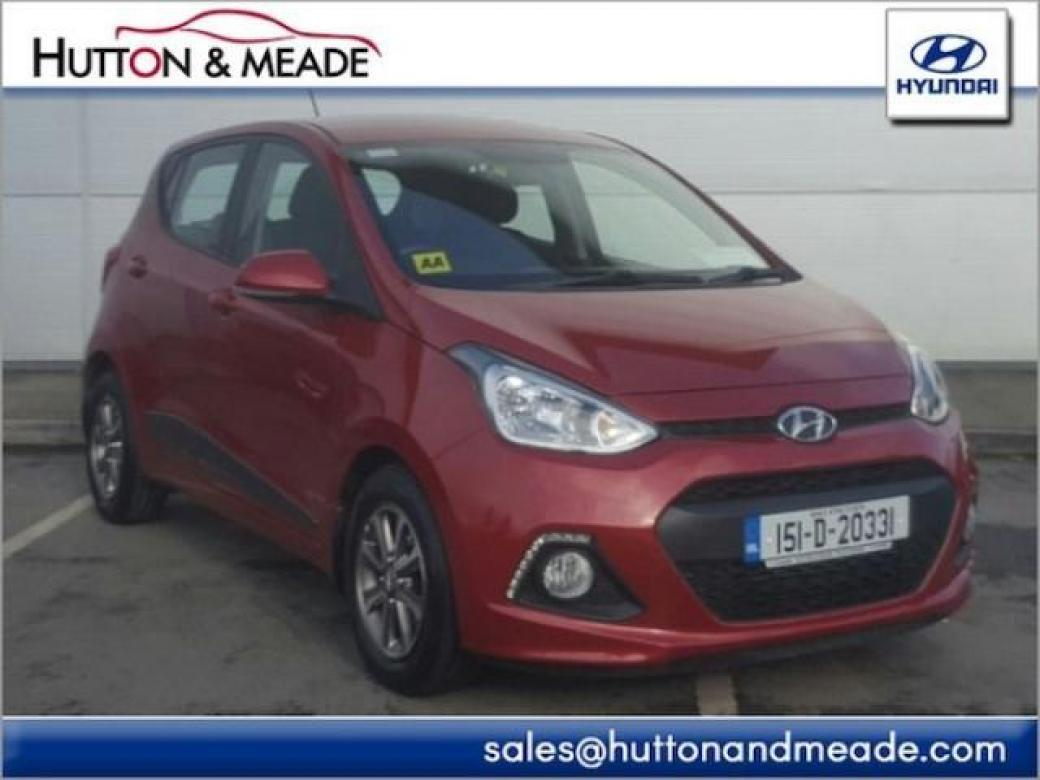 Image for 2015 Hyundai i10 Deluxe 1.0 Petrol 5dr