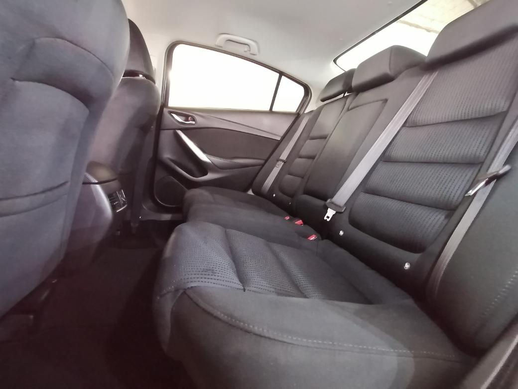 2018 Mazda Mazda6