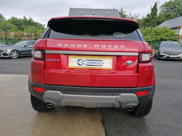 Image for 2017 Land Rover Range Rover Evoque *5* ED4 SE