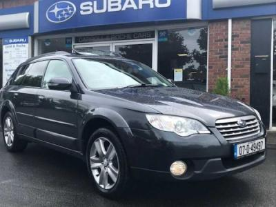 Image for 2007 Subaru Outback 2.5 Auto - AWD - New NCT Guarantee - Fully Serviced Warranty - Trade-in Welcome -