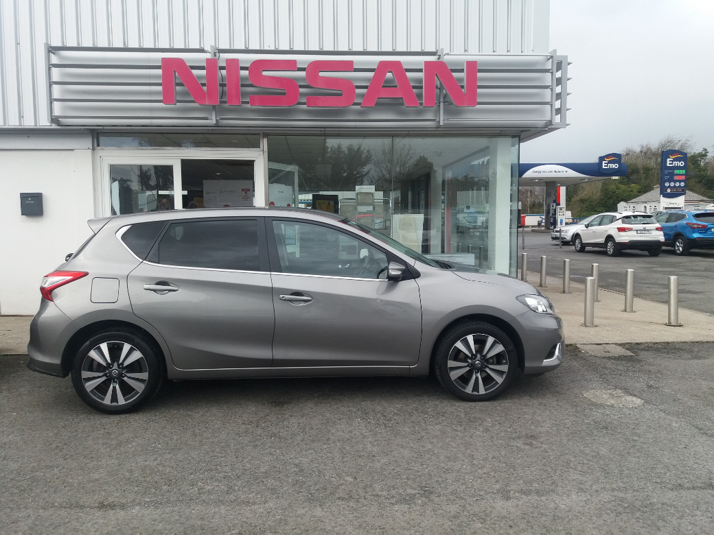 2018 Nissan Pulsar