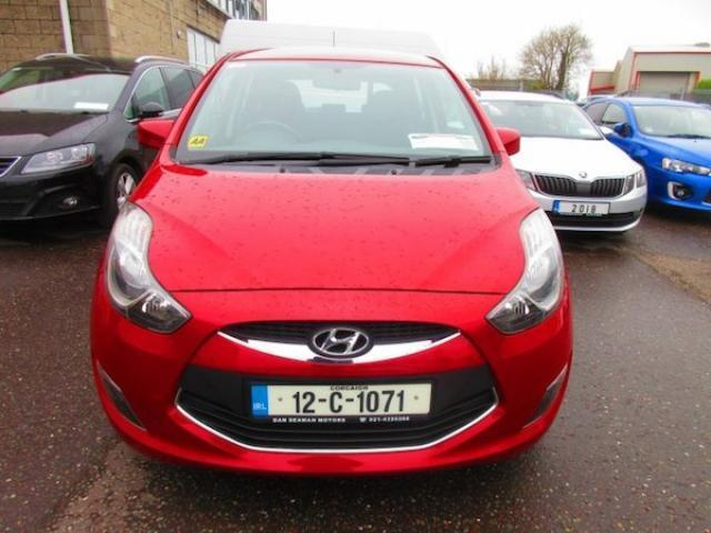 Image for 2012 Hyundai ix20 Bluetooth-mp3-1.4 5dr-t/dsl-electric Windows-climate Control-low Tax 12 (2012)