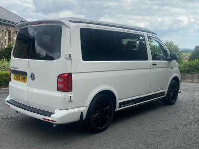 2018 Volkswagen Transporter