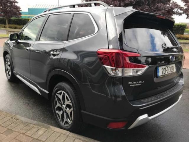 Image for 2020 Subaru Forester 2.0i Hybrid - XE Cvt- All Wheel Drive