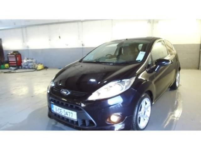 Image for 2011 Ford Fiesta Sport Van 1.6tdci Zetec S