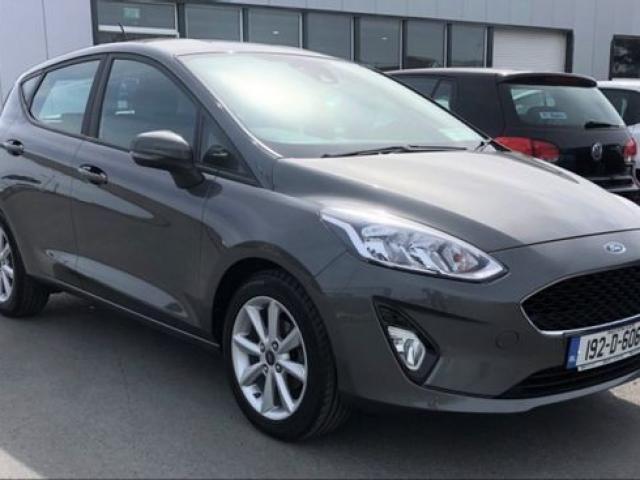 2019 Ford Fiesta