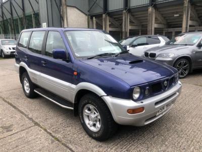Image for 1999 Nissan Terrano II 1999 (99) Nissan Terrano II 2.7TD SE 4X4 5 Door SUV Only 84, 000 Miles