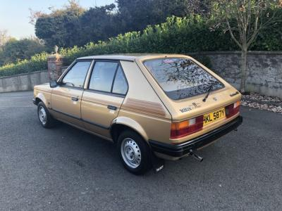 Image for 1983 Talbot Horizon 1983 (y) Talbot Horizon 1.5GL 5dr Hatchback only 43, 000 miles from new !
