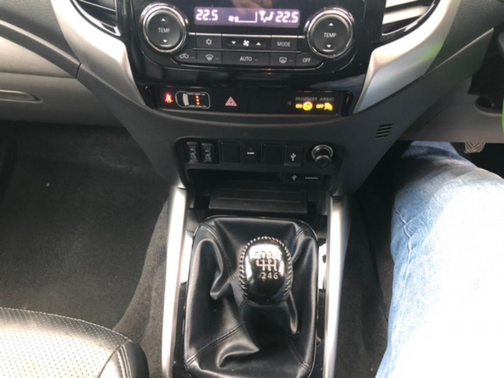 2019 Mitsubishi L200