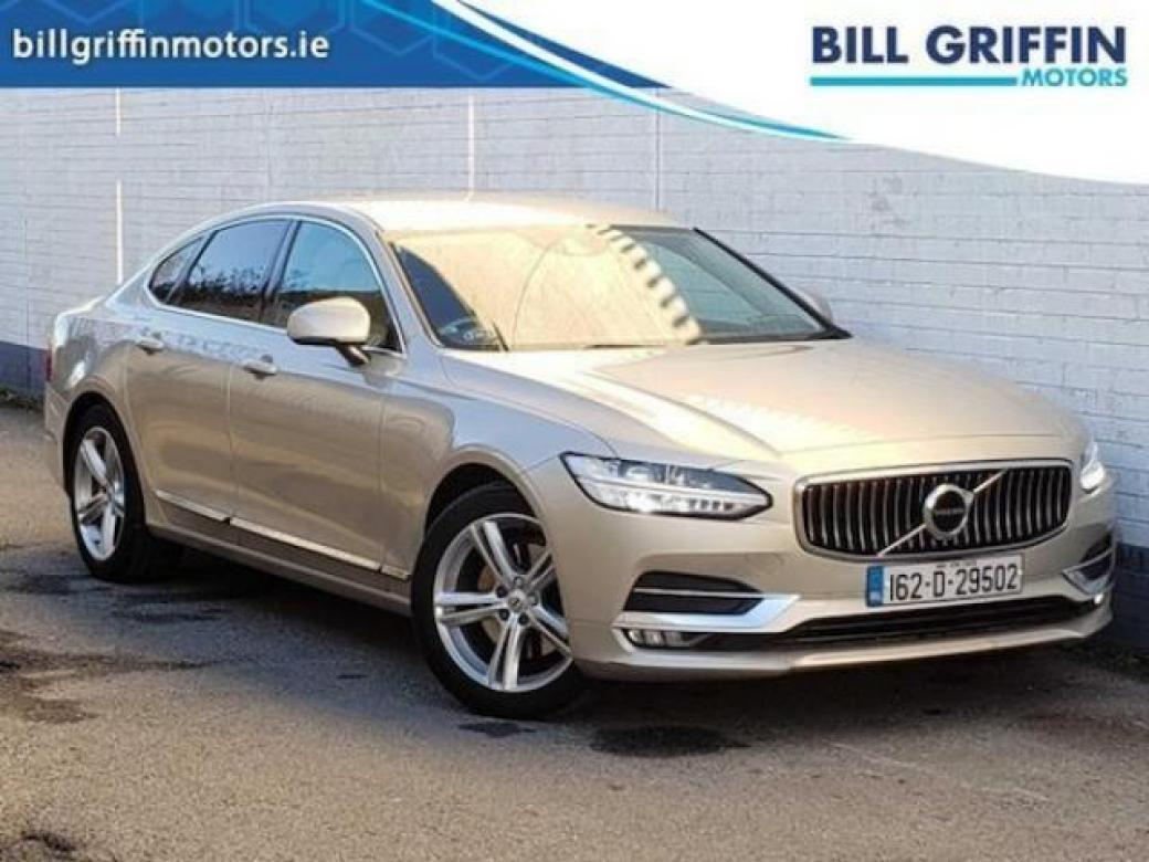 Image for 2016 Volvo S90 2.0 D4 Inscription 190BHP Automatic Model // Full Volvo Service History // Full Leather // Heated Seats // SAT NAV // Finance This Car FOR Only €76 PER Week