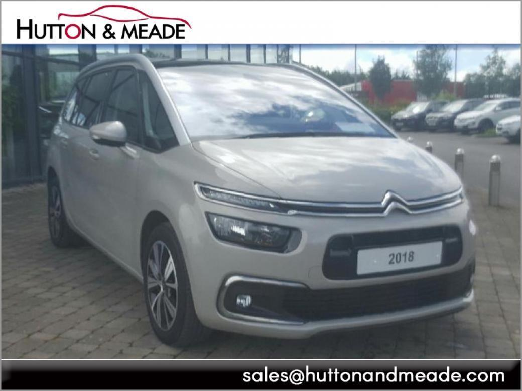 Image for 2018 Citroen C4 Picasso C4 Picasso Flair 1.6 Diesel 7 Seater