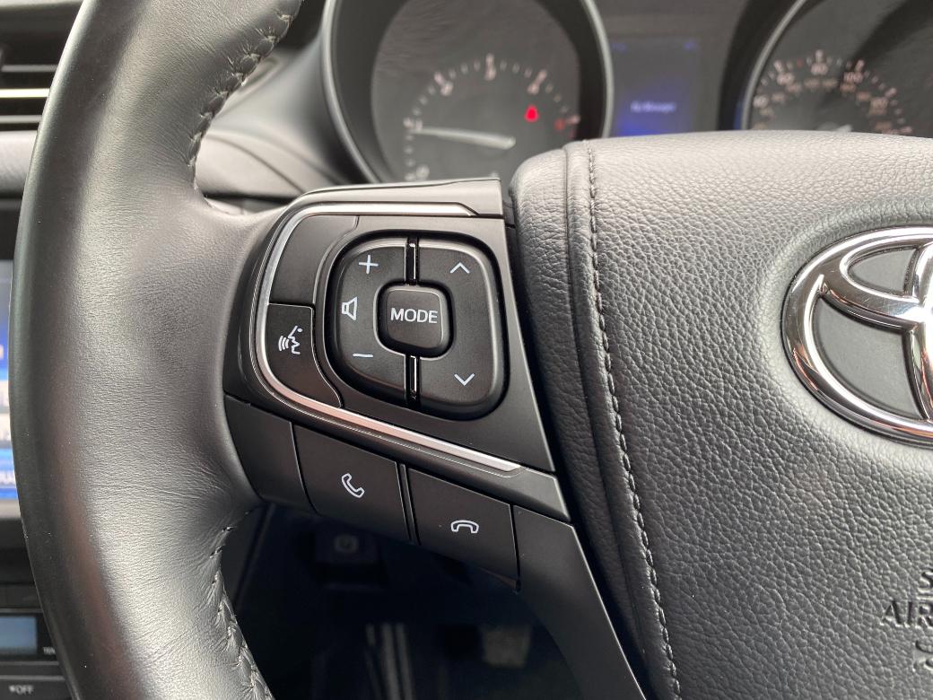 2018 Toyota Avensis