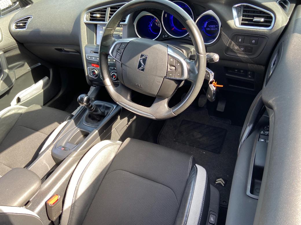 2015 Citroen DS4