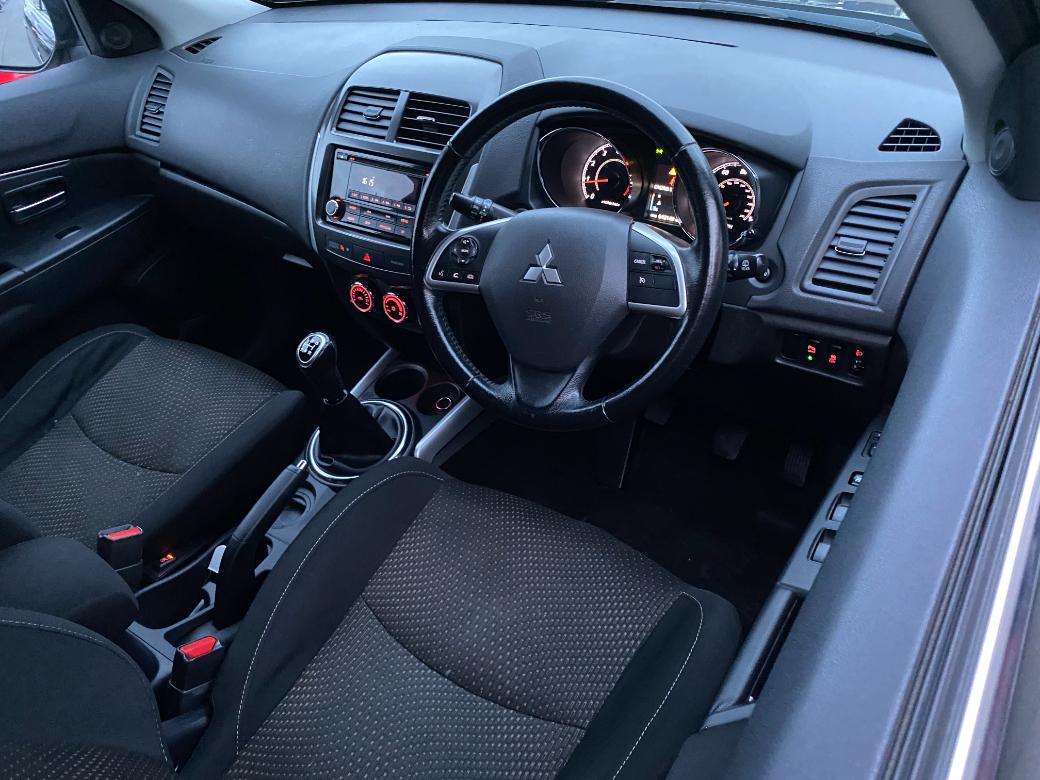 2014 Mitsubishi ASX