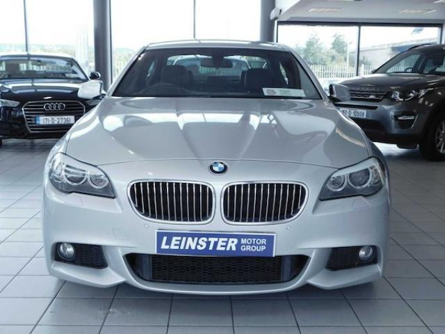 Image for 2013 BMW 5 Series 520D M-SPORT 184BHP SALOON, 2013
