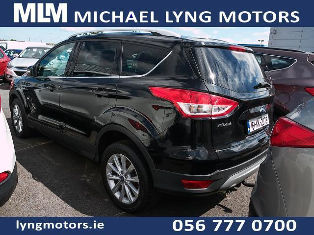 Image for 2016 Ford Kuga Titanium 4 Seat FWD 2.0 TDCi 120PS 5DR