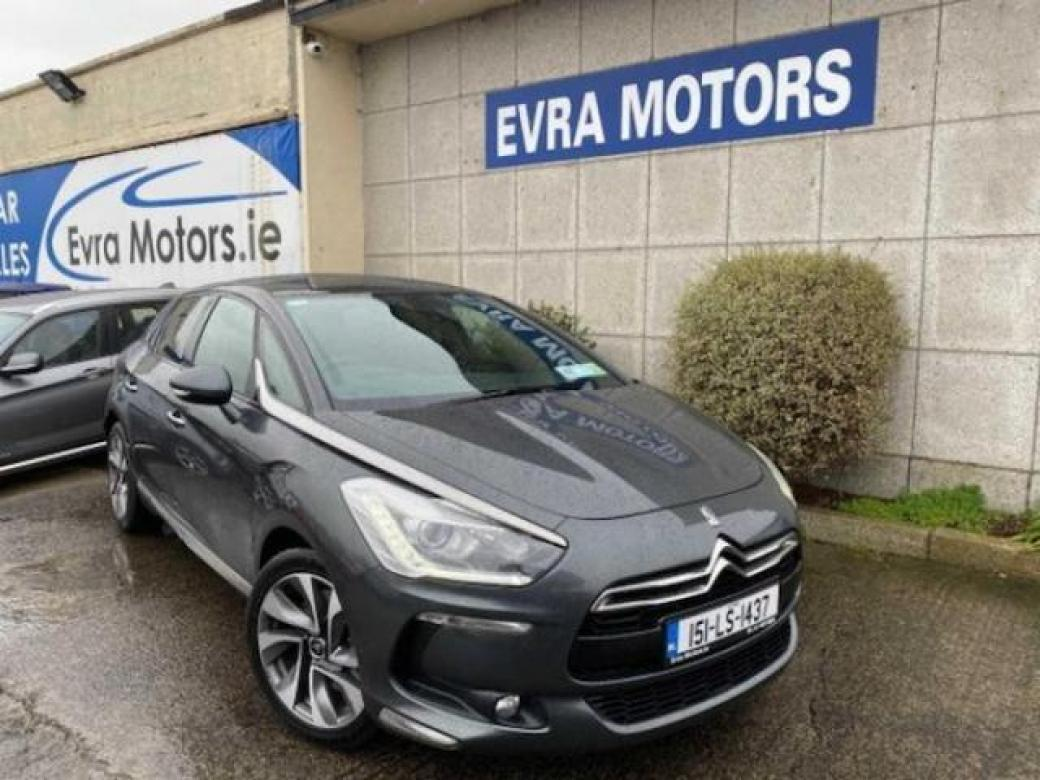 Image for 2015 Citroen DS5 2.0 HDI Dstyle 160BHP 5DR