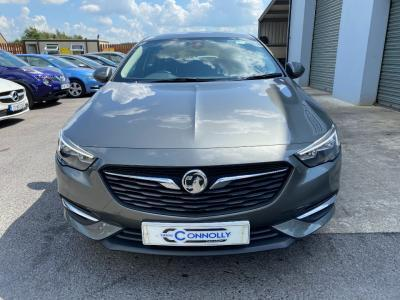 2018 Vauxhall Insignia