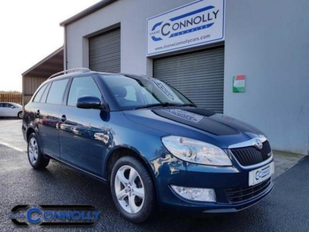 Image for 2013 Skoda Fabia *36* Greenline 1.2 TDI CR 75bhp
